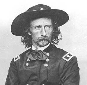 El general Custer.