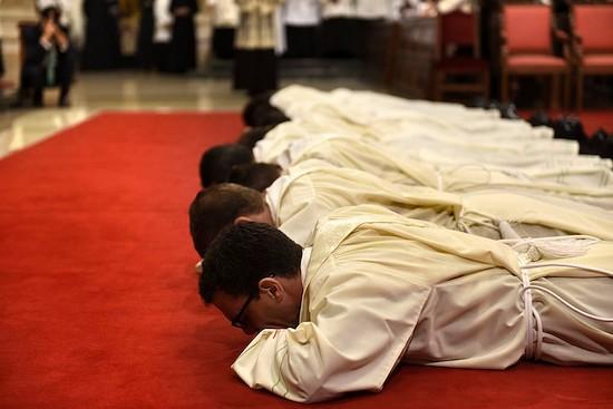 Ordenación de sacerdotes