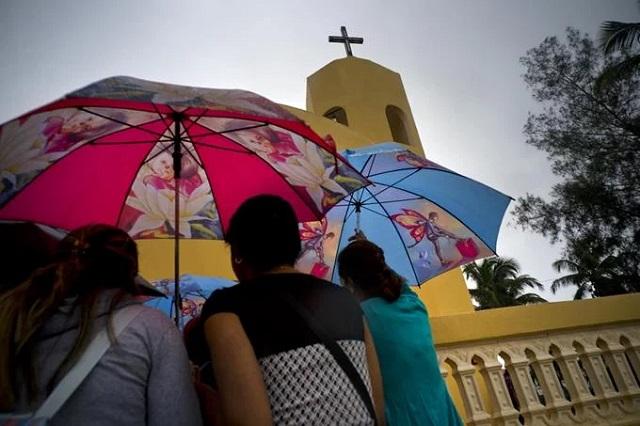 (Cuba) Inauguran la primera iglesia en Cuba tras 60 años de comunismo: fue financiada por católicos de EEUU