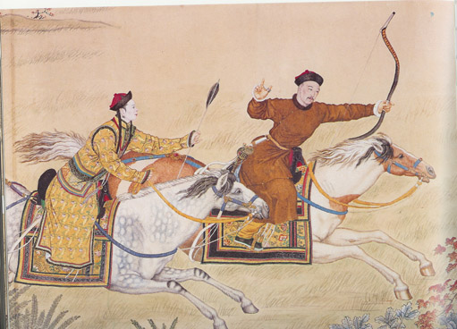 shining_Qianlong_emperor_hunting