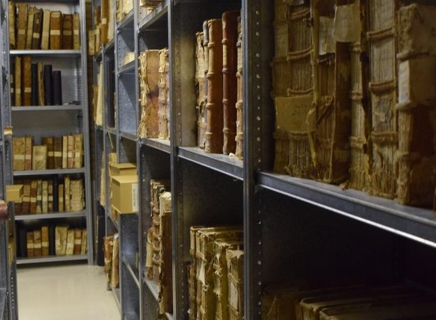 Archivo Biblioteca de Tarazona