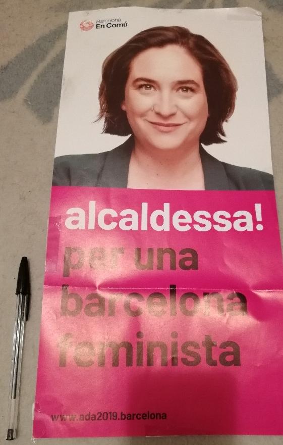 ada_colau_cartel_Feminista