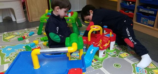 casa de brincar