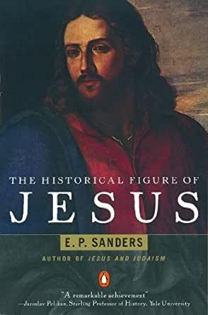 Portada del libro The historical figure of Jesus, de Sanders