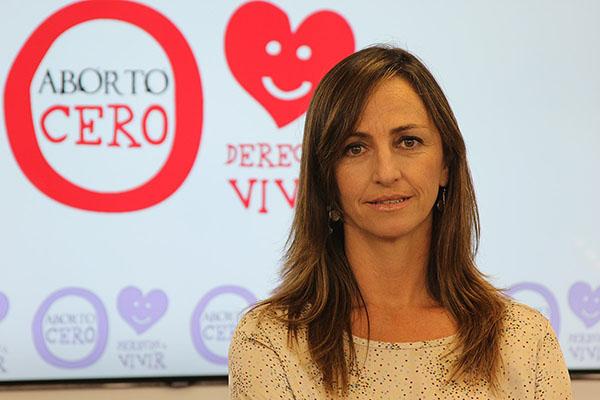 La Dra. Gador Joya, ponente en el congreso sobre la vida organizado por el CEU San Pablo