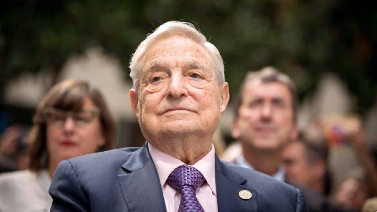 George Soros, multimillonario húngaro y convencido globalista