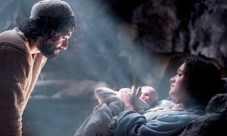 Fotograma de la película Natividad