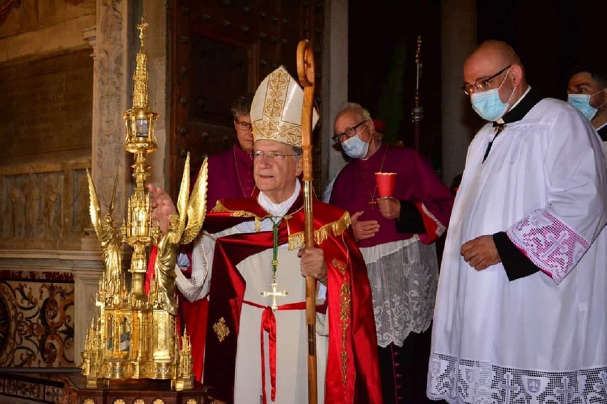 Fausto Tardelli, obispo de Pistoya