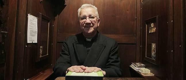 Benito Gallego, exorcista de Asturias