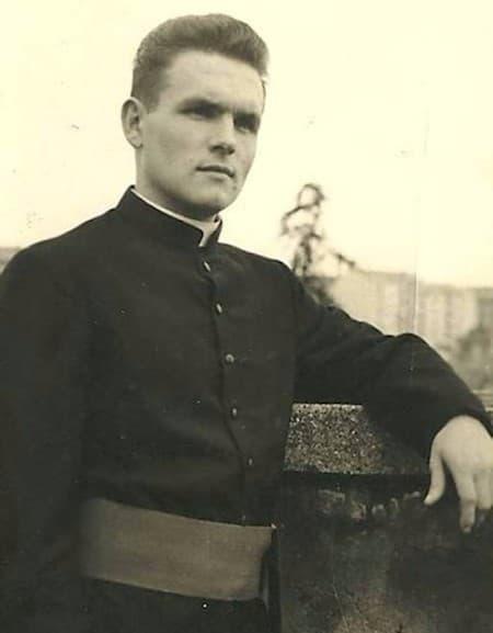 Petr Sterka, en 1963.