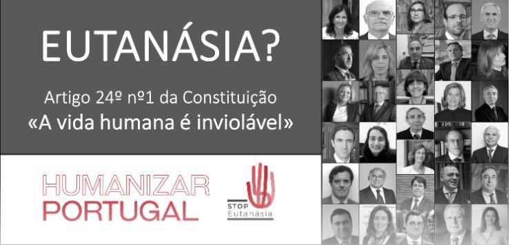 Expertos constitucionalistas contra la ley de eutanasia de Portugal