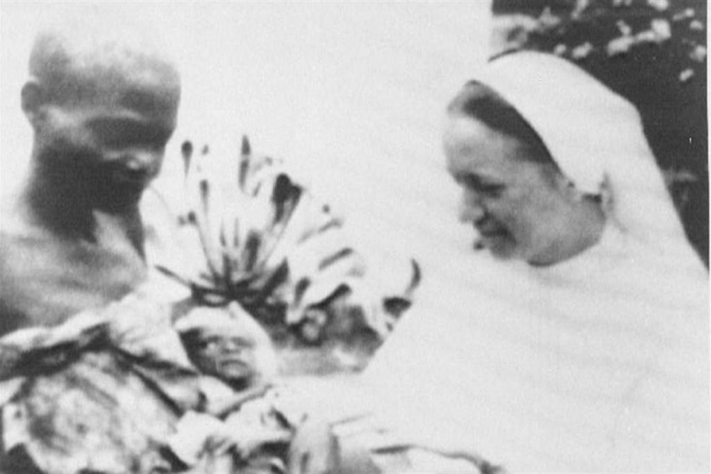 Hermana Clarangela Ghilardi, fallecida por ébola en 1995