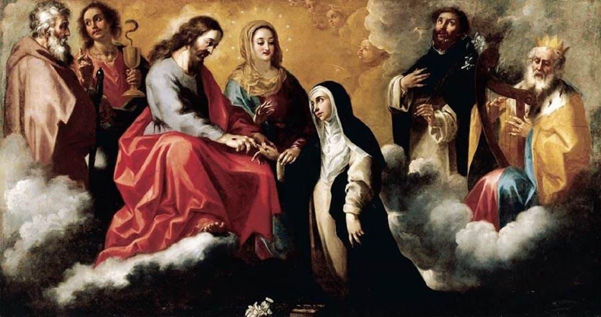 Santa Catalina de Siena ha desempeñado un papel fundamental en la historia de la Iglesia