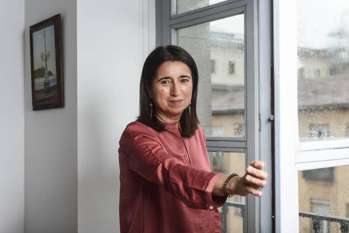 María Luisa González, primera mujer candidata a presidir la Organización Médica Colegial