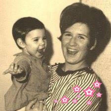 Jane con su madre