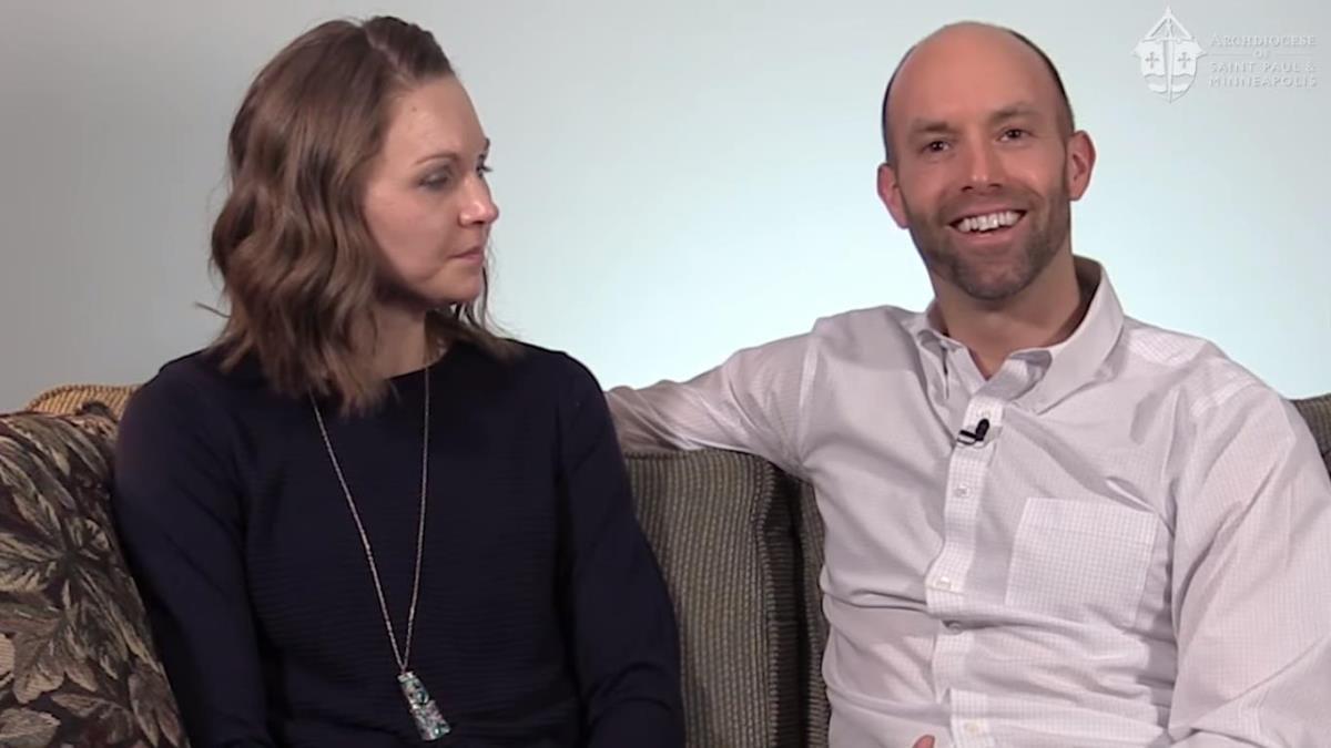 Dave y Megan Rahe hablan sobre la importancia de la oración en el Sínodo del Hogar