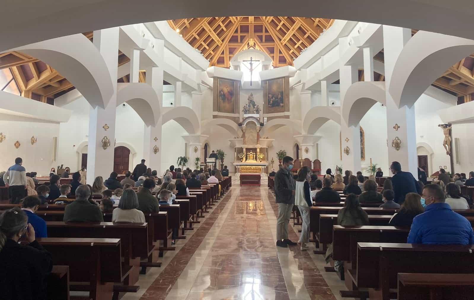 Funeral de Teresita Castillo