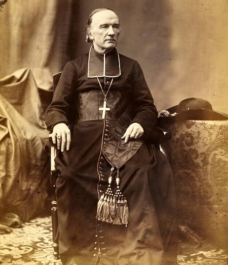 Monseñor Georges Darboy.