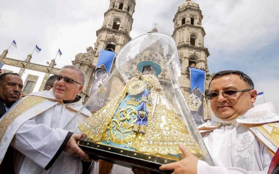 Virgen de Zapopan, México