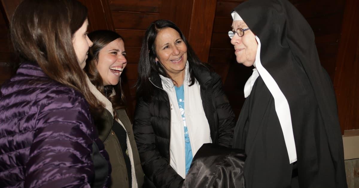 La Madre Miriam paso de judía a monja católica