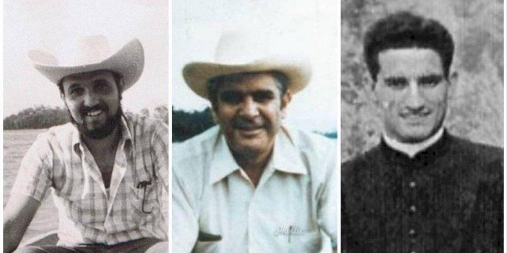 Beatos mártires Gran Cirera, Faustino Villanueva y Juan Alonso, Misioneros del Sagrado Corazón