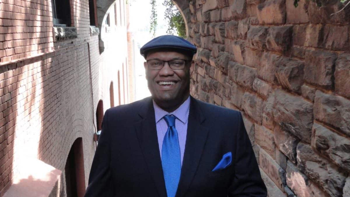 James Benton, en la Universidad de Georgetown.