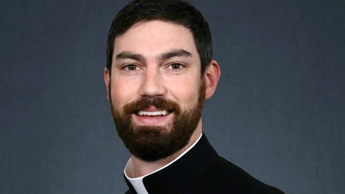 Mark Tobin, seminarista.