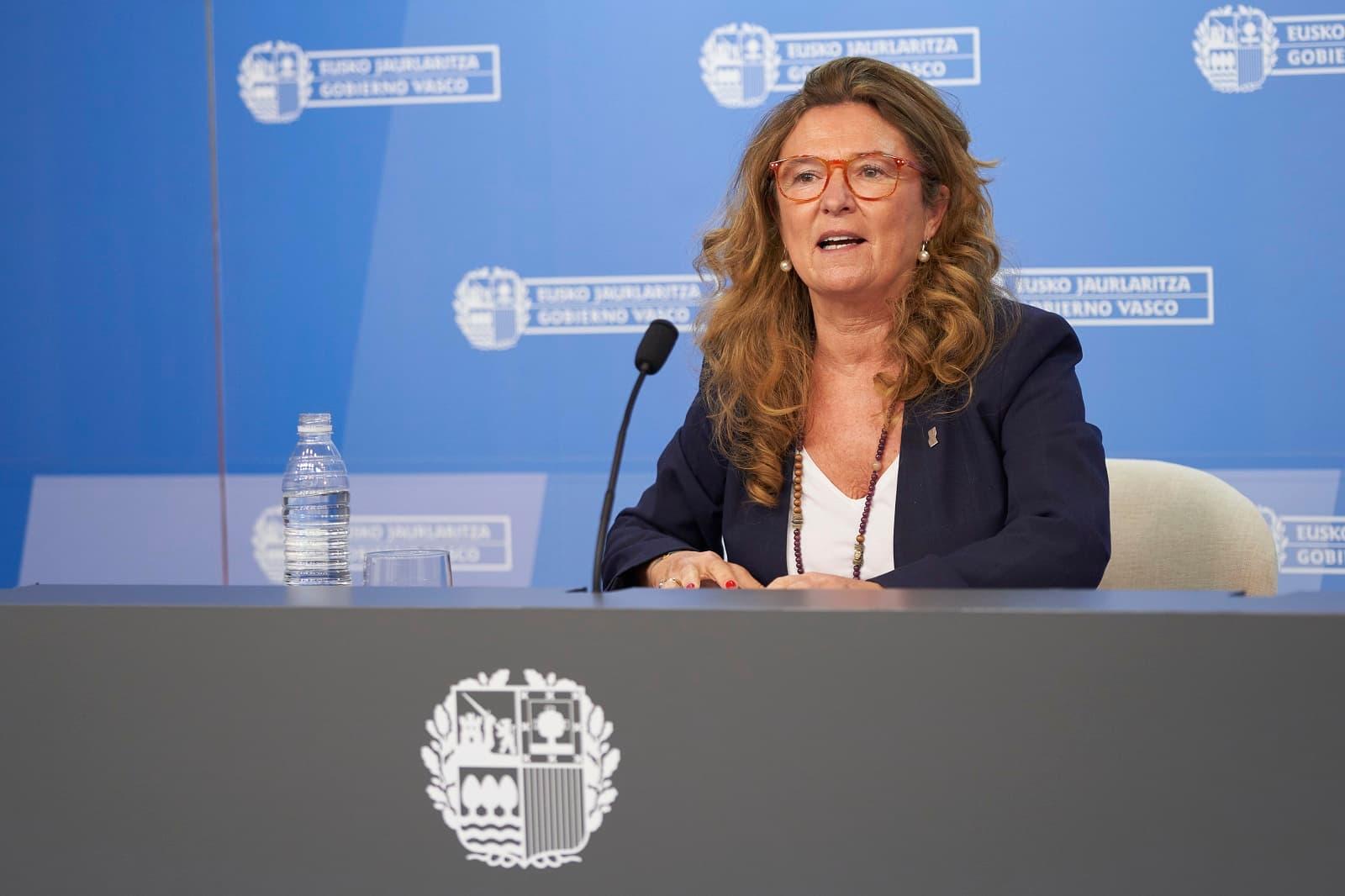 Gotzone Sagardui, consejera de Sanidad en el País Vasco... ¿cómo piensa evitar la coerción a ancianos y vulnerables en la eutanasia?