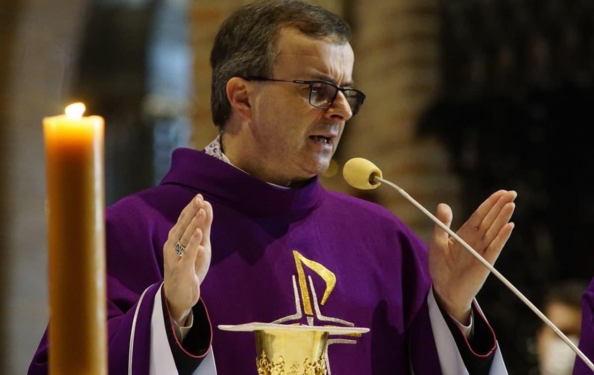 Monseñor Damian Bryl, obispo de Kalisz