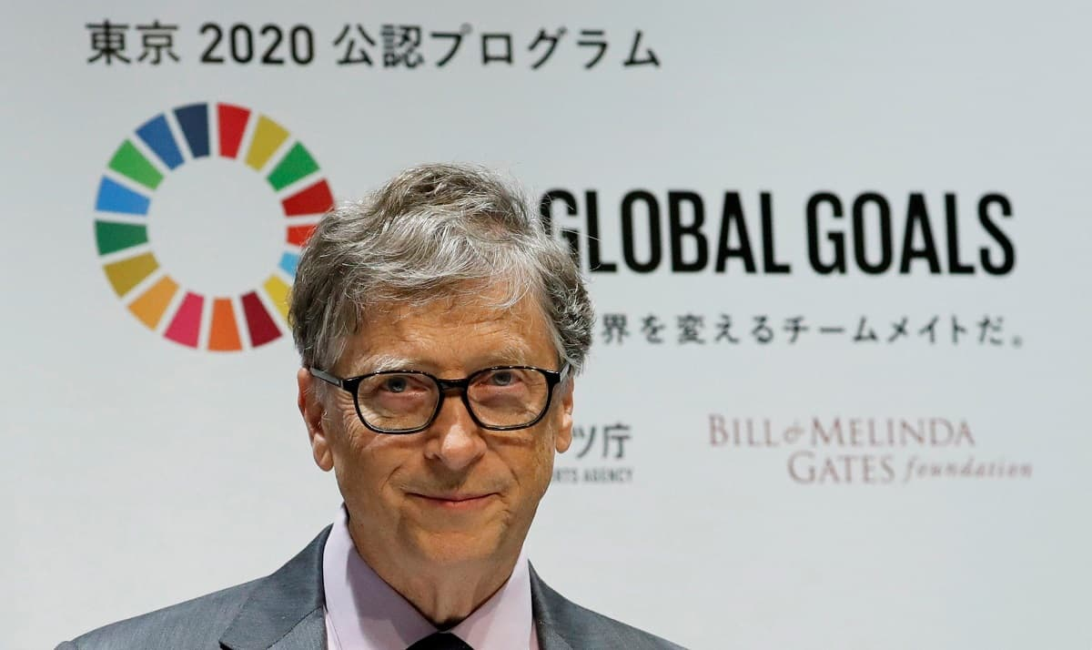 Bill Gates, defensor de la Agenda 2030