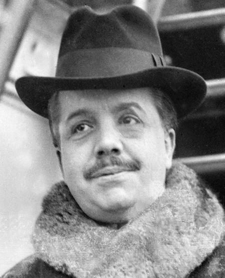 Sergei Diaghilev.