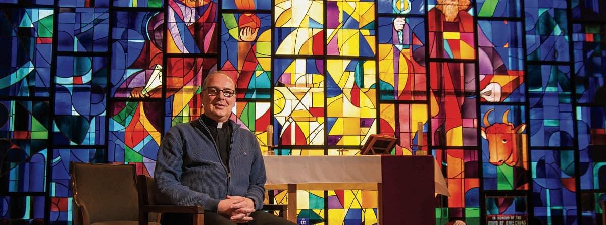Stephan Kappler, sacerdote psicólogo especialista en atender a otros sacerdotes y religiosos