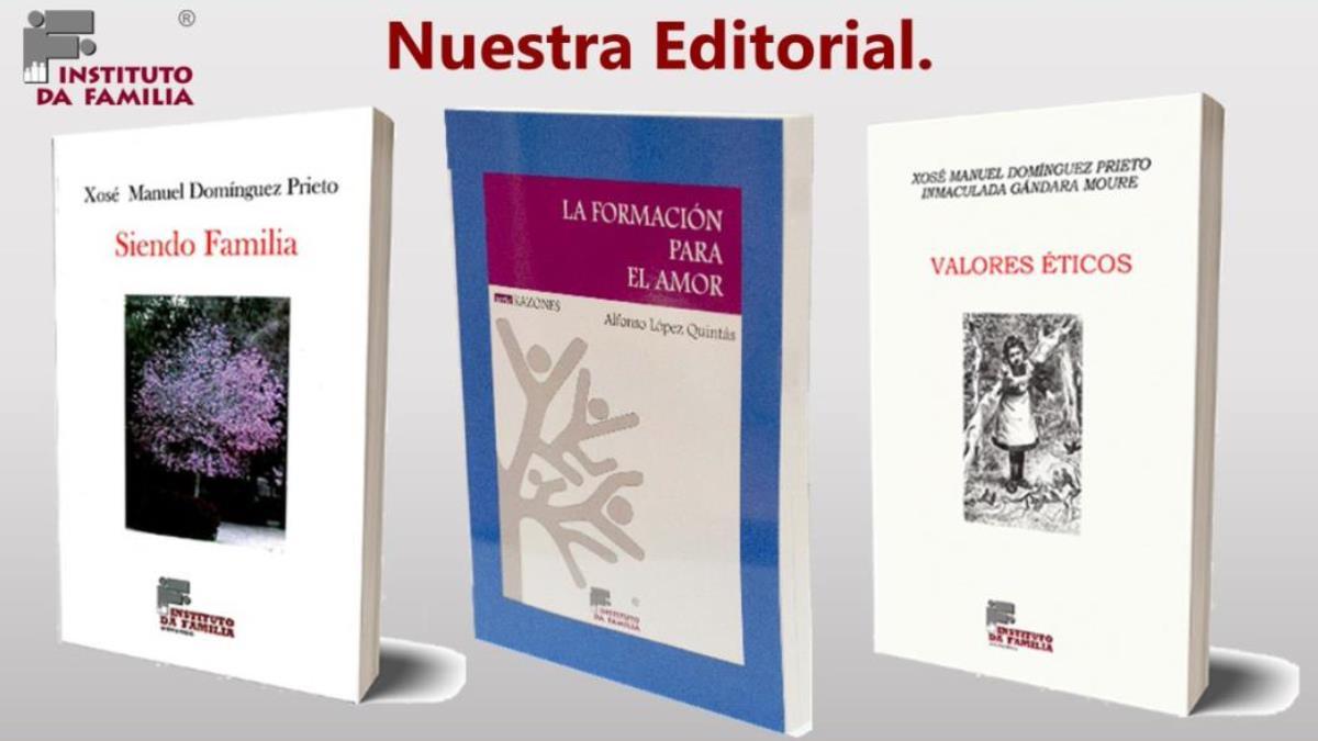 Libros Instituto da Familia.
