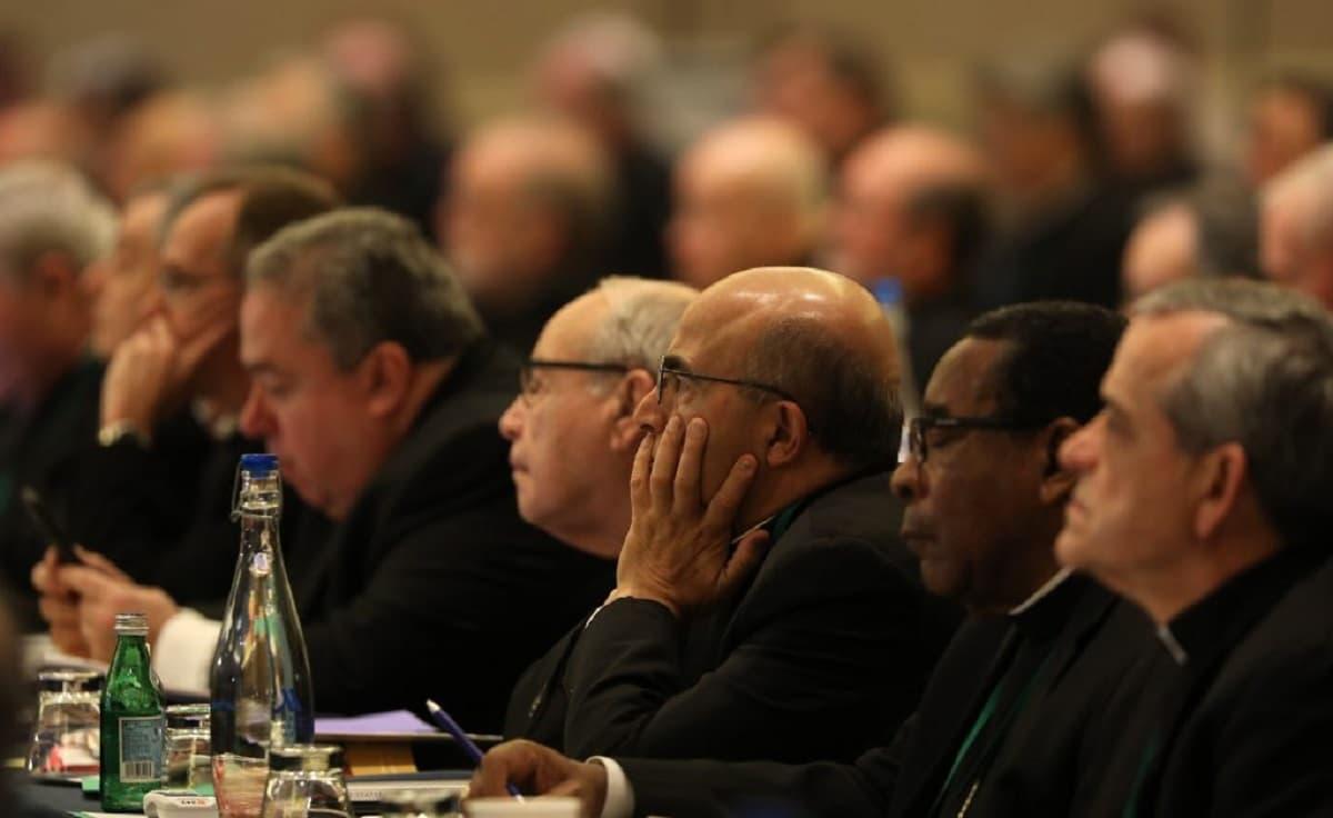 Los obispos de EEUU