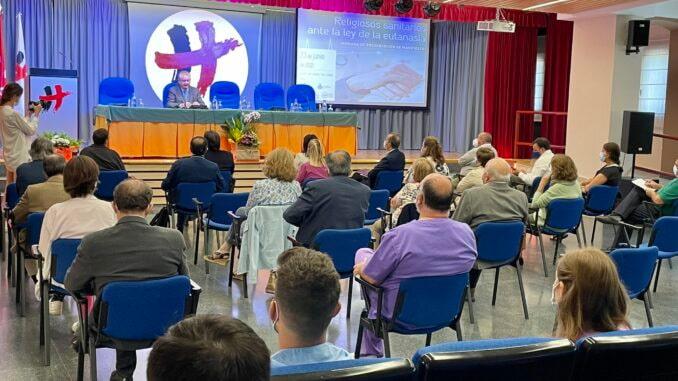 Presentación del Manifiesto contra la eutanasia y por unos buenos cuidados de las entidades sanitarias católicas