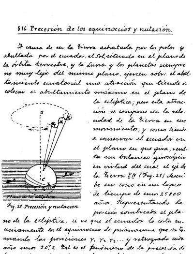 Anotaciones del sacerdote Ramón Aller Ulloa.