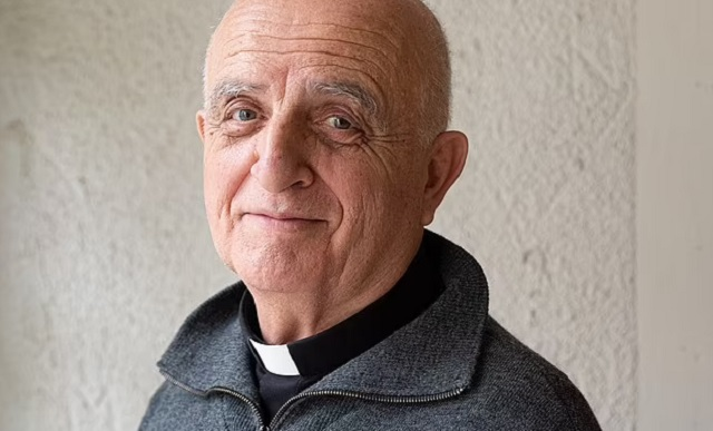 Yves Clochard-Bossuet, sacerdote