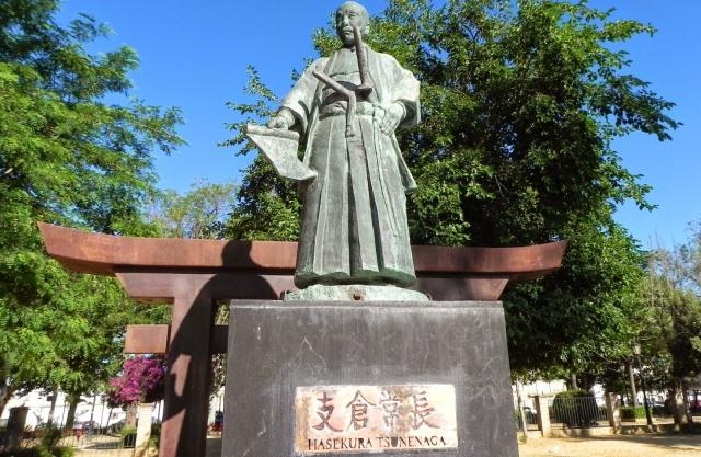 Hasekura Tsunenaga.