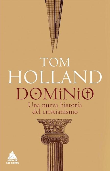 Portada de Dominio de Tom Holland.