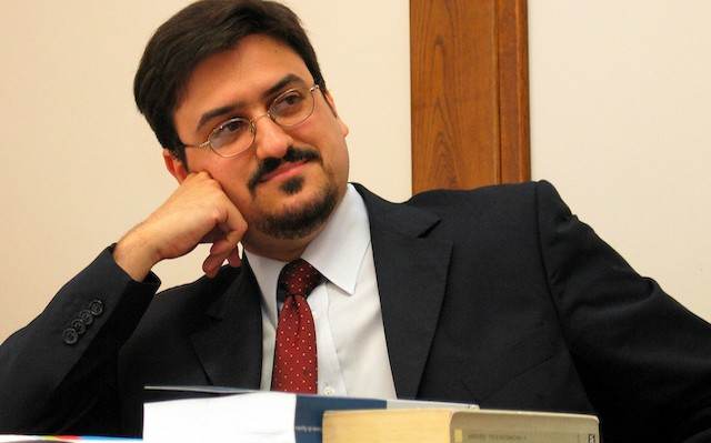 Martín Echavarría.