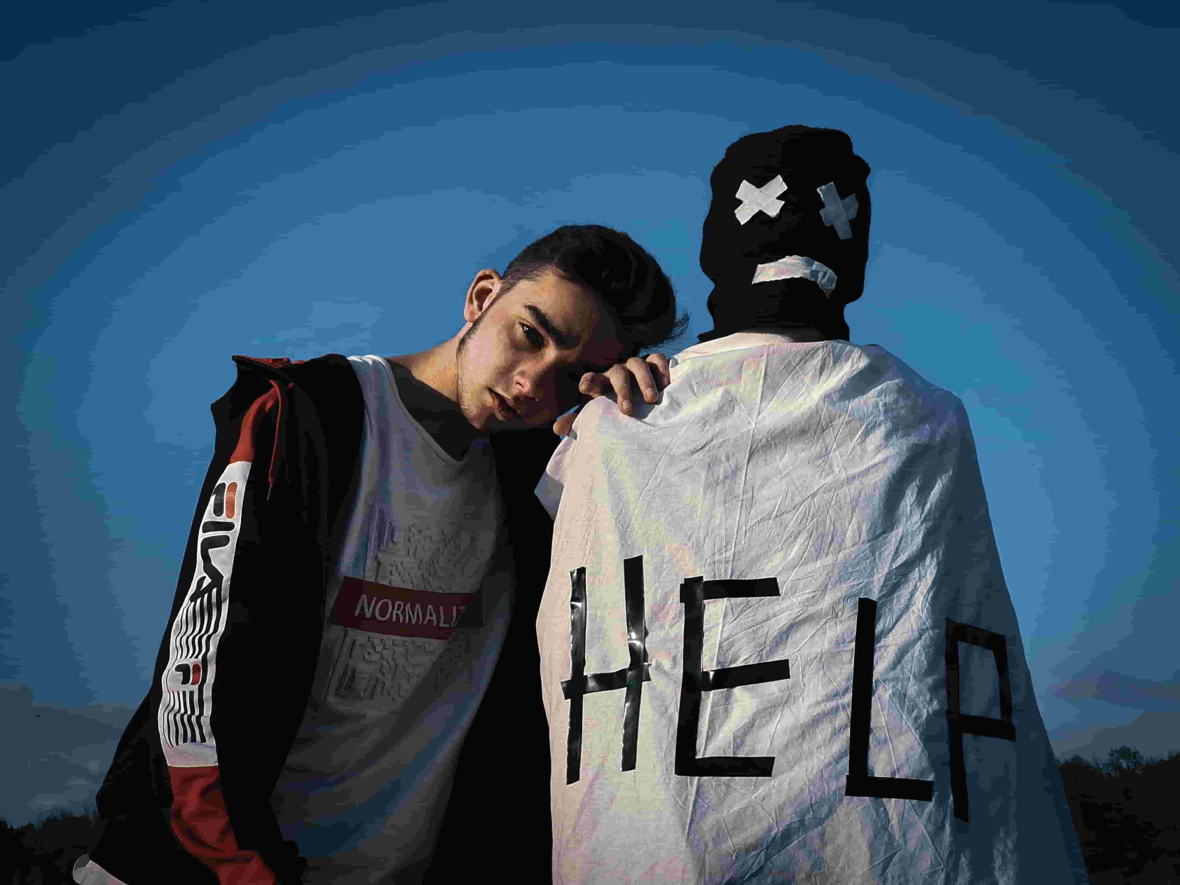 Un joven que necesita terapia - foto de Iluha Zavaley en Unsplash