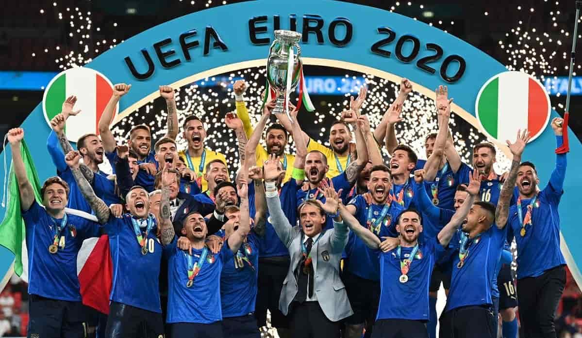 Italia, campeona de la Eurocopa