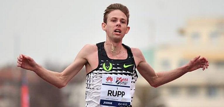 Galen Rupp, un gran corredor norteamericano y católicos devoto