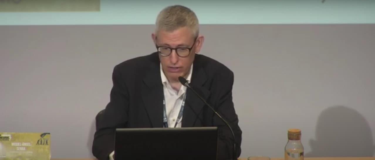 Miquel-Àngel Serra, experto en bioética con varios libros sobre transhumanismo