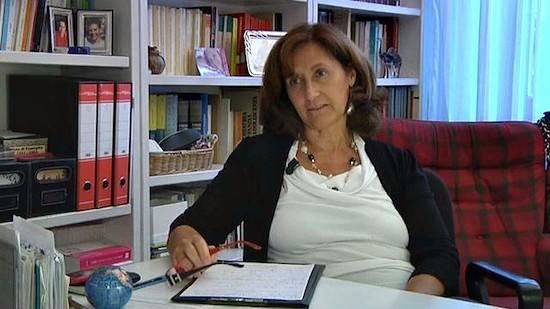 Mariolina Ceriotti.