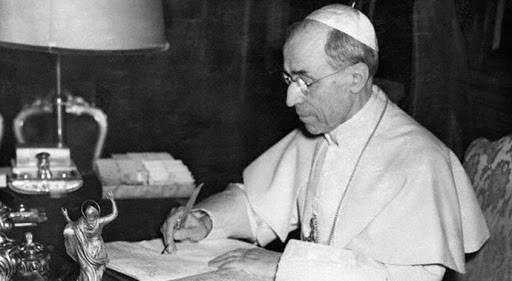 Pío XII.