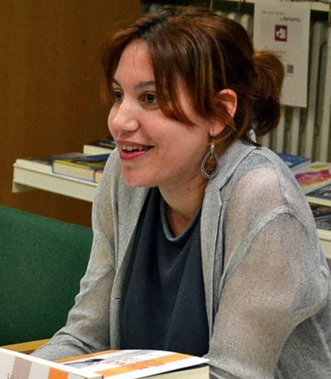 Silvia Caballol es psicóloga y autora de libros de temática erótica.