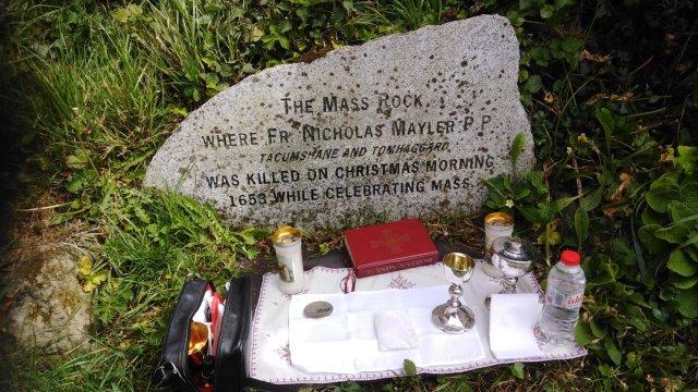 Mass Rock de Nicholas Mayler.