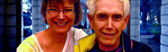 Walt Heyer -a la derecha- ha ayudado a muchos transexuales que se planteaban el suicidio