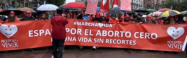 El Aborto Cero es la reclamación de las asociaciones provida y profamilia en España